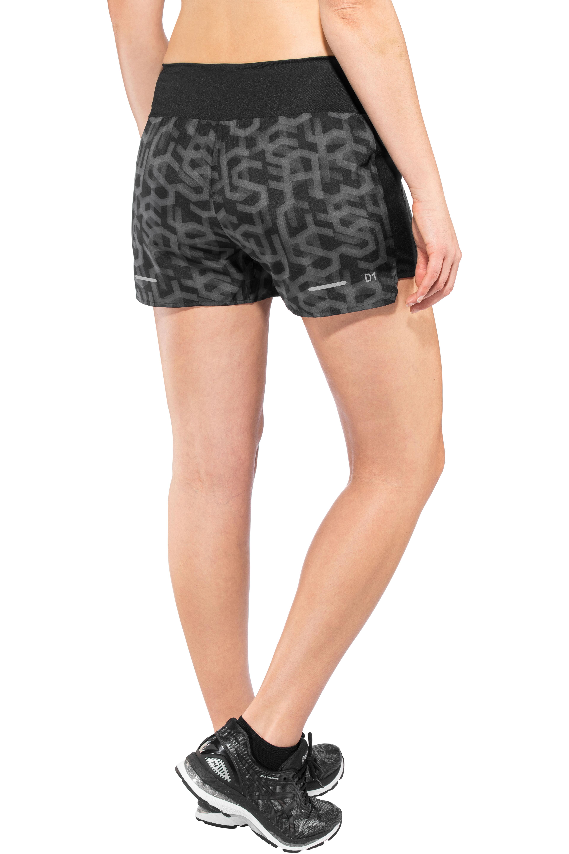 d39b86d3154 asics 3,5 Shorts Print Hardloop Shorts Dames zwart l Online outdoor ...